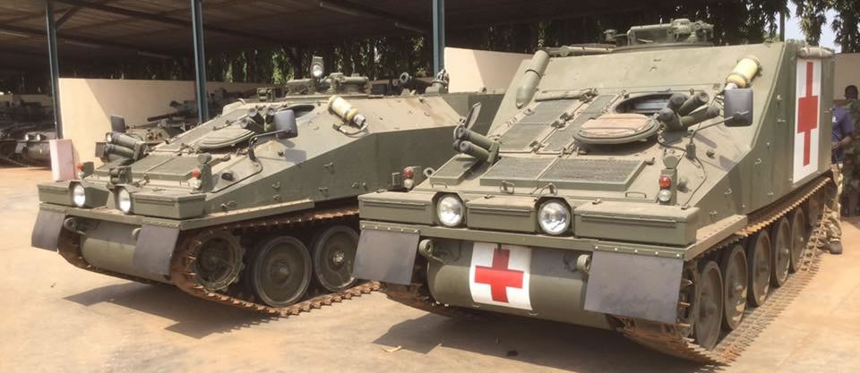 Military Vehicle Solutions Ltd CVRT For Sale
