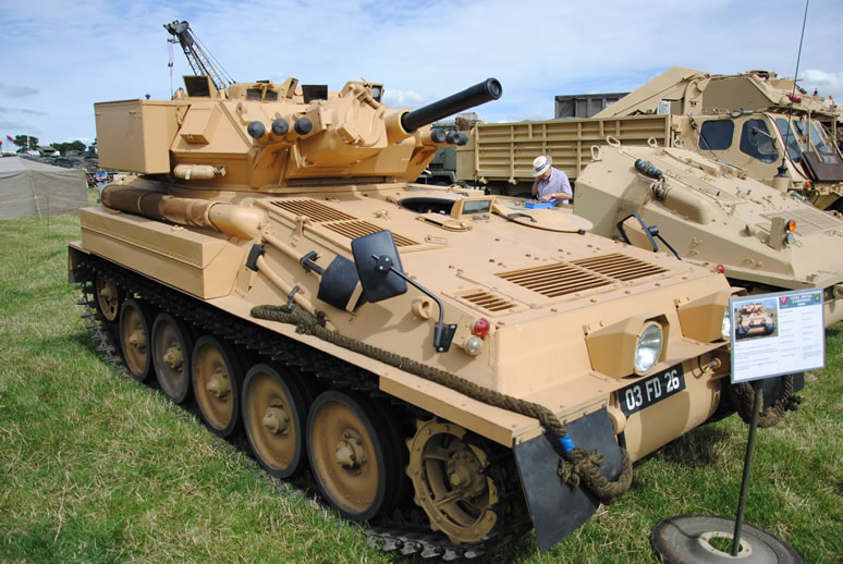 Military Tanks For Sale >> Cvr T Scorpion Tank For Sale Military Vehicle Solutions Ltd
