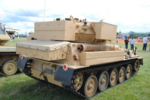 CVR(T) Scorpion Light Tank For Sale in the UK