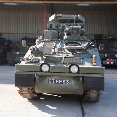CVR(T) Striker For Sale in the UK