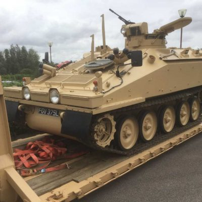 CVRT Spartan APC for sale