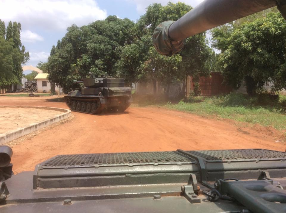 CVR(T) Training Courses | Military Vehicle Solutions Limited